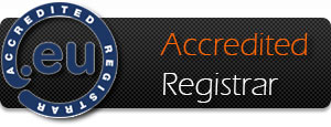 accredited registar eu